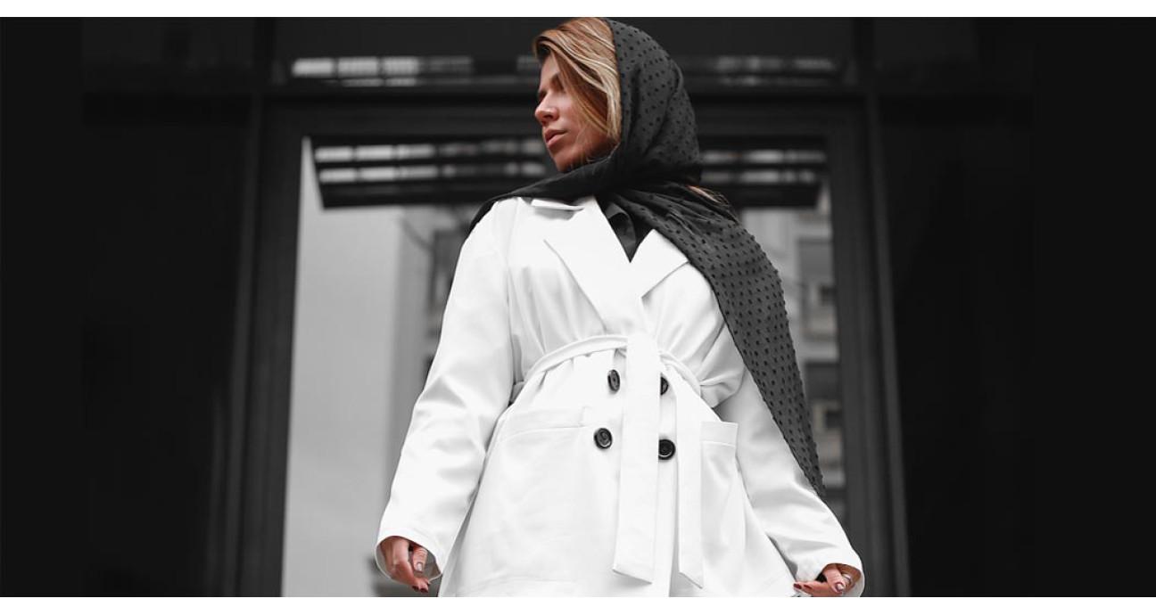 Как выбрать двубортное женское пальто?